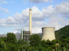 Contaminación en el entorno de las centrales térmicas