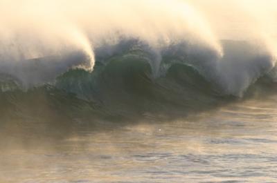 Rápida retrospectiva a la energía de las olas