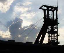 Gasificación subterránea de carbón