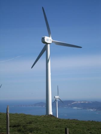 Parque eólico de Capelada