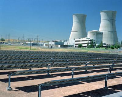 Nuclear versus solar