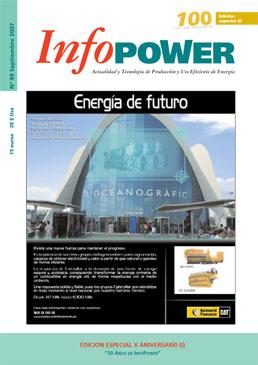 10 años de energía, según Infopower