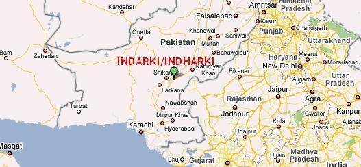 Indarki, Pakistan