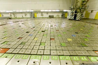 En el interior de una central nuclear rusa